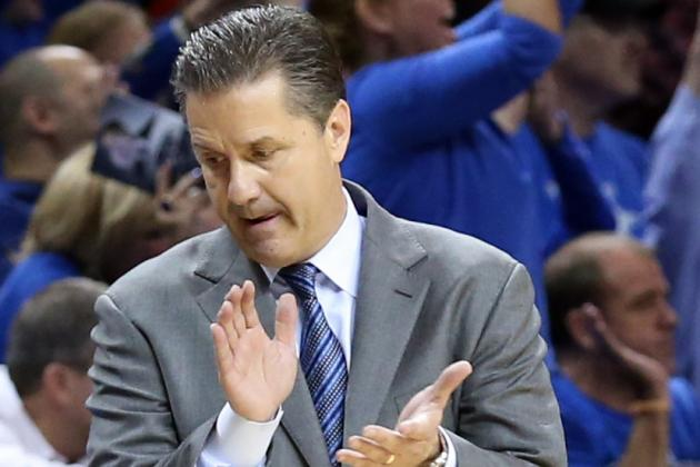 Calipari Says Cats Must Improve Their Rebounding