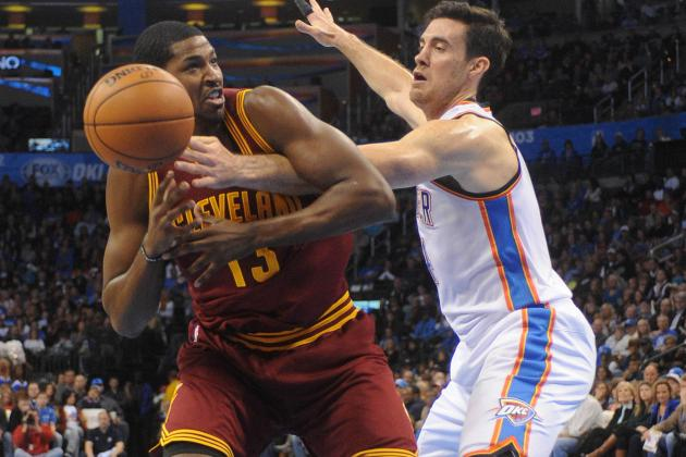 Cleveland Cavaliers Lose to Oklahoma City as Backups Give It Up
