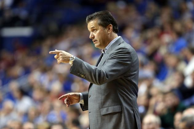 Kentucky Wildcats Learning as They Go, John Calipari Says
