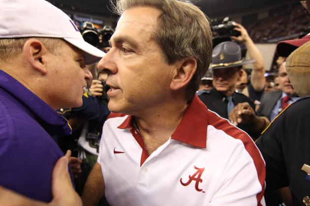 Debate: Which 2 SEC Teams Deserve to Make a BCS Bowl?
