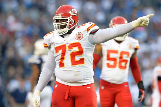 Glenn Dorsey of Kansas City Chiefs Placed on Injured Reserve