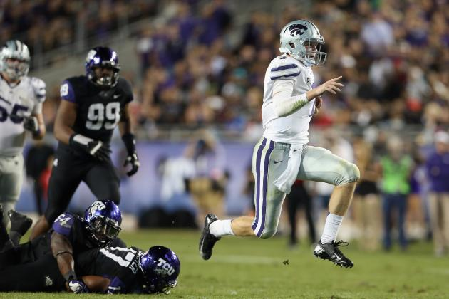 2012 College Football Week 12 Picks: Kansas State over Baylor