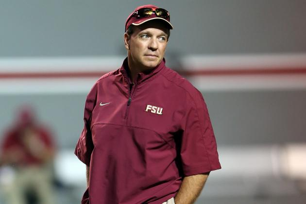 FSU's Fisher Apologizes for Calling Rankings 'retarded'