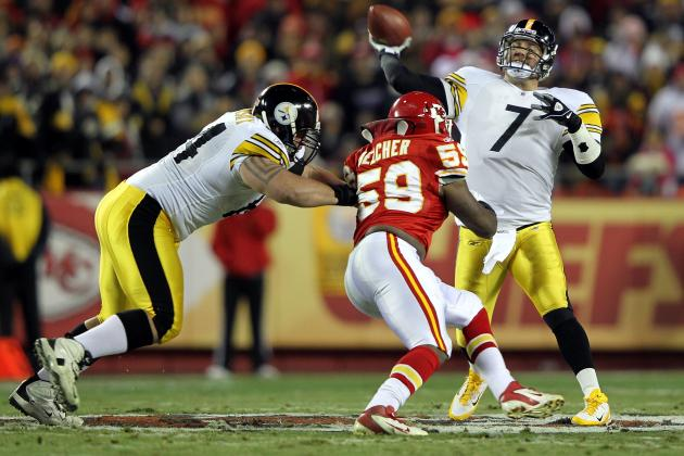 Chiefs vs. Steelers: 5 Matchups That Will Decide Monday Night Clash