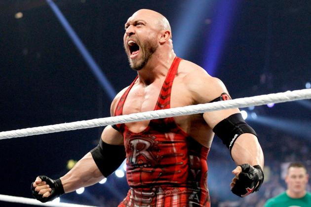 What's Next for Ryback If He Loses at Survivor Series
