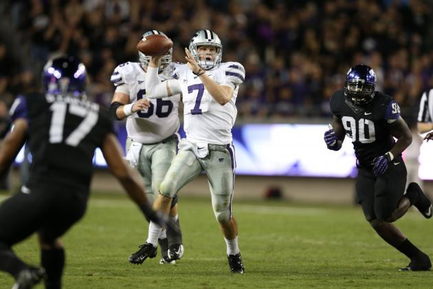 Kansas State vs. Baylor: TV Schedule, Live Stream, Radio, Game Time and More