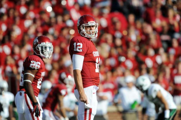 Landry Jones Moves into Fourth Place in NCAA Passing-Yardage History