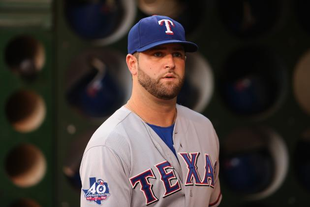 The Yankees Are Interested in Mike Napoli