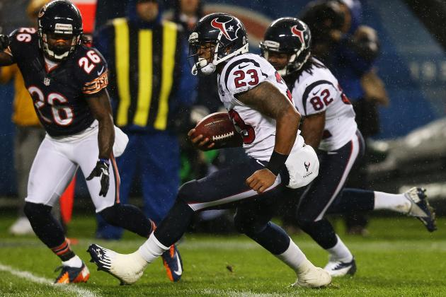 Fantasy Football: Arian Foster Leads the 'AFC Random Thoughts' for Week 10