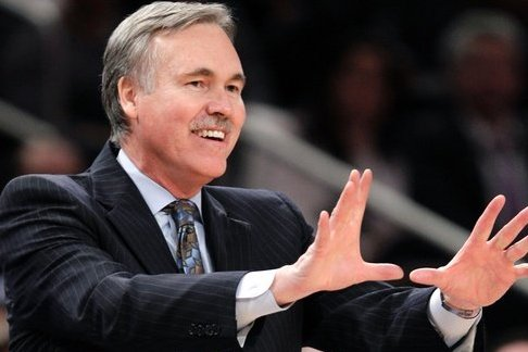 Mike D'Antoni on Getting Chance to Coach Lakers: 'Are You Serious?'