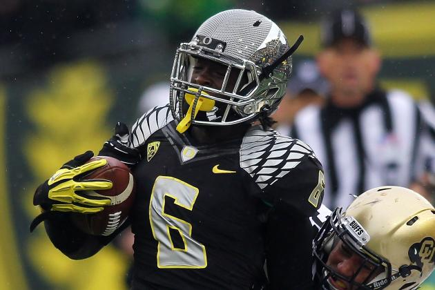 De'Anthony Thomas Could Play Defense This Week Against Stanford