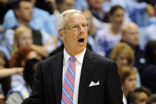 Is UNC's Roy Williams Changing His Coaching Philosophy?