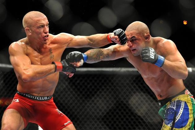 Building the Perfect Fighter: The Team Behind UFC 154 Star Georges St-Pierre