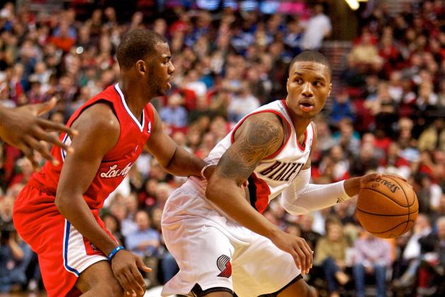 Why Damian Lillard Should Only Study Chris Paul Tape