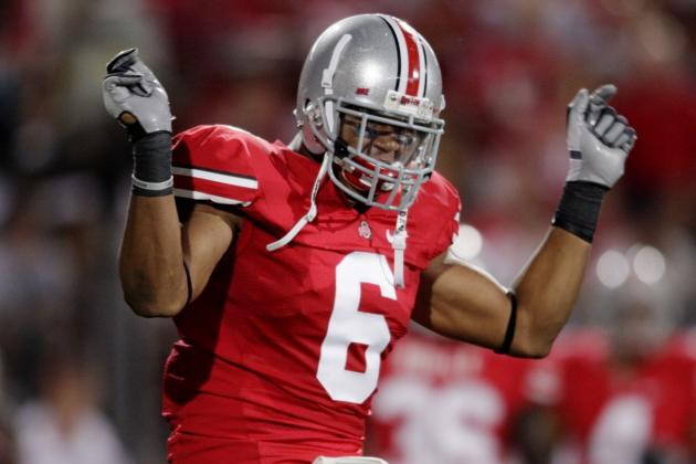 Etienne Sabino Will Return for the Buckeyes on Saturday vs. Wisconsin