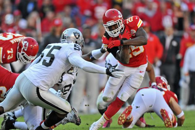 Chiefs vs. Steelers: Jamaal Charles Is Key to Kansas City Upset