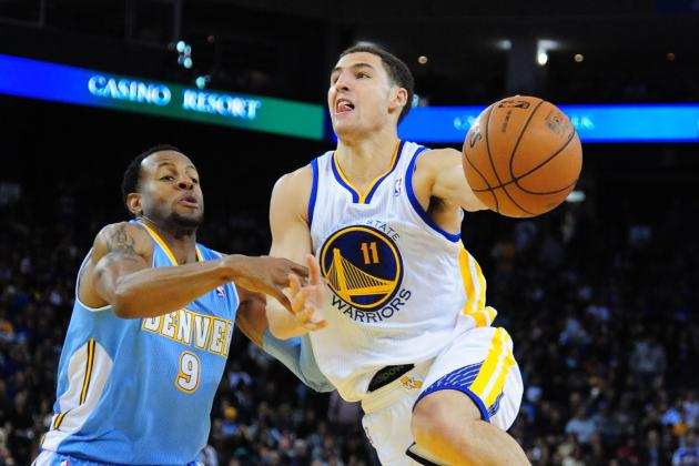 Klay Thompson Puts Denver Nuggets' Nightmare Behind