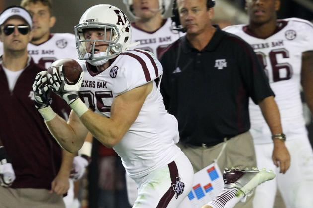 A&M's Upset Win over Alabama Alters Program's Outlook