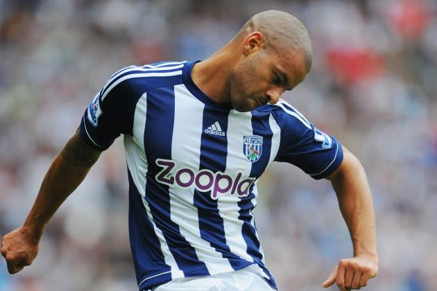 West Brom Midfielder Reid Hoping to Return for Clash with Chelsea