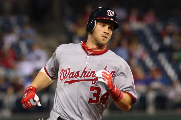 Rookie of the Year Award 2012 Results: Did Bryce Harper Win on Stats or Hype?