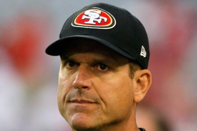 Jim Harbaugh: 49ers Prepared All Week for Rams' Fakepunts
