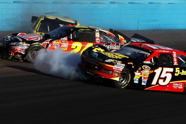 Jeff Gordon Fined $100,000 and Docked 25 Points