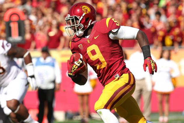 USC Football: Trojans WR Marqise Lee Deserves to Be Heisman Trophy Finalist