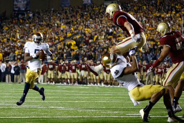 Notre Dame Football: Biggest Weaknesses for Fighting Irish