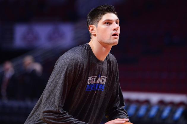 Nikola Vucevic Having Break out Year with Orlando Magic