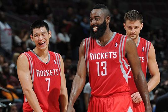 Houston Rockets Can't Afford to Make James Harden and Jeremy Lin Do It All
