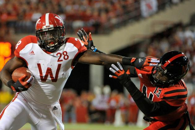 Wisconsin Coach: NFL Scouts Tell Me Montee Ball Is Draft's Top Back
