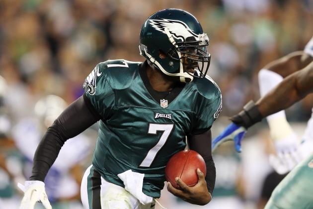 NFL News: Resting Michael Vick Right Call for Struggling Eagles