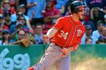 Bryce Harper Takes Home NL Rookie of the Year Honors