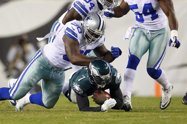 Michael Vick's Concussion: Why He Should Rest for the Remainder of the Season