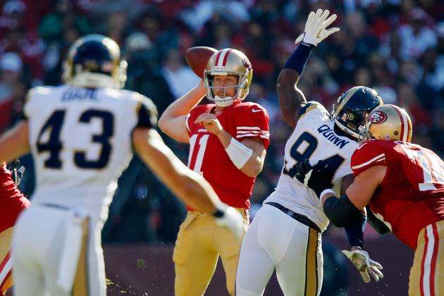 Alex Smith: Why There Shouldn't Be a QB Controversy in San Francisco