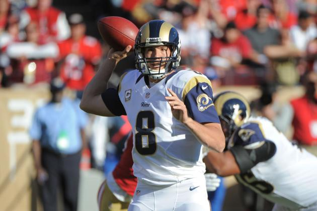 St. Louis Rams Show Improvement in Tie Against San Francisco 49ers