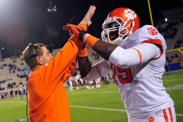 College Football Picks: NC State vs. Clemson Odds and Betting Predictions