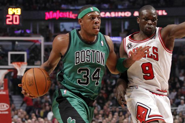 Boston Celtics vs. Chicago Bulls: Live Score, Results and Game Highlights