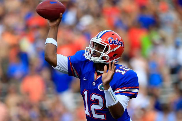 Jacoby Brissett Ready to Go If Jeff Driskel Can't