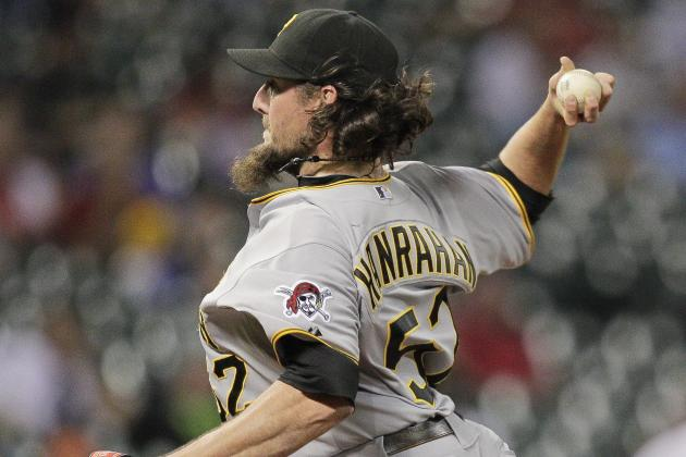 Pittsburgh Pirates: Why Trading Joel Hanrahan Should Be a Top Priority