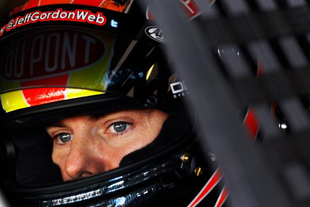 Jeff Gordon Hit with Weak Penalty After Run-in with Clint Bowyer at Phoenix