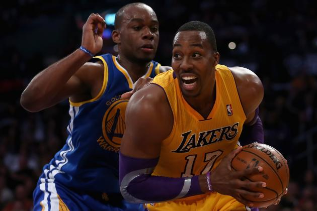 Lakers' Howard 'Excited' About D'Antoni Hiring