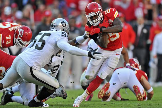 Fantasy Football Projections: Jamaal Charles and RBs Set to Explode