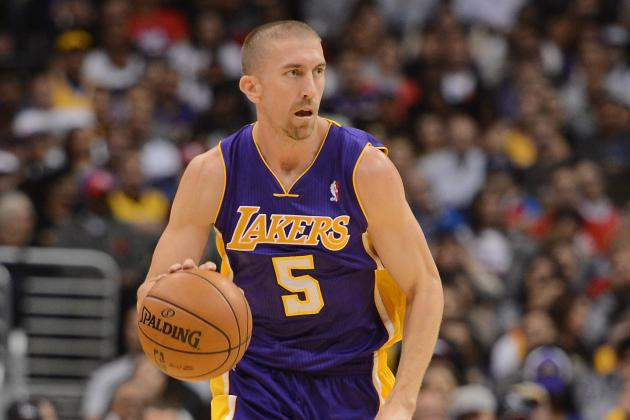 Steve Blake Injury Update