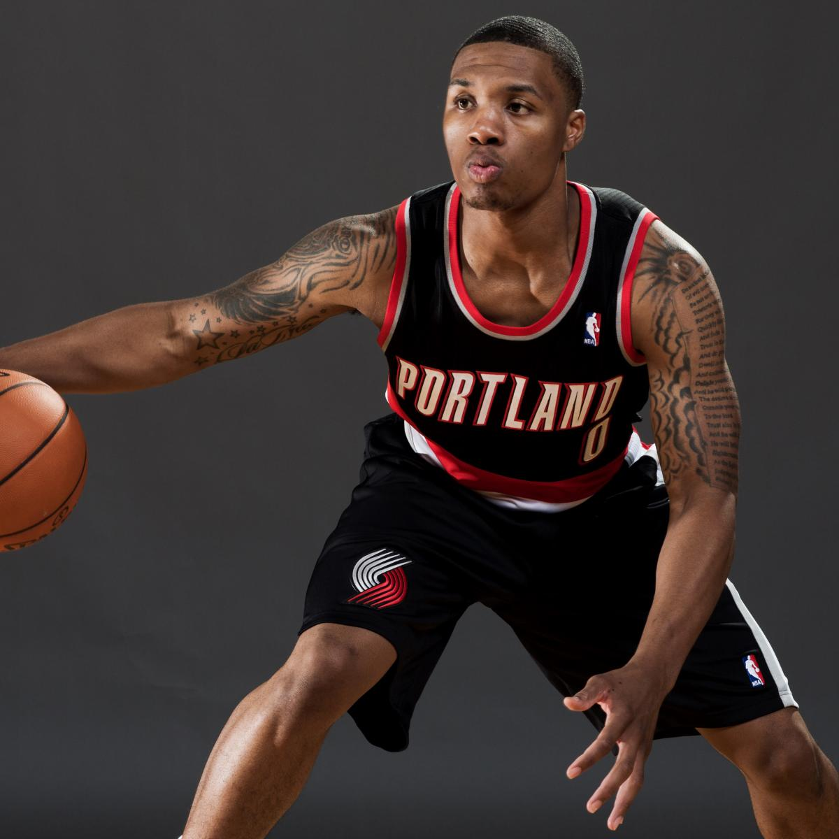 Portland Blazers Roster 2012: 4 Reasons Damian Lillard Will Eventually Make Trail