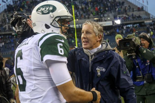 Pete Carroll: Mark Sanchez in a Bad Spot with N.Y. Jets