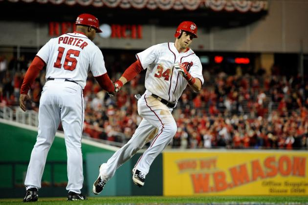 Bryce Harper: Rookie of the Year Award Is First Step in Future MVP's Career