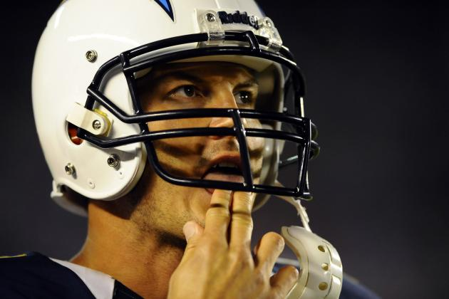Philip Rivers' Footwork, Not Decision-Making to Blame for Interceptions