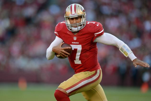 Colin Kaepernick: 49ers Backup Is Team's Future at QB