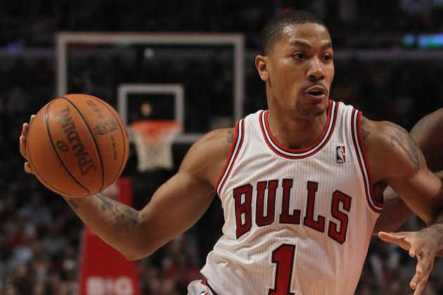 Thibodeau Says Rose Takes 'Next Step' in Rehab